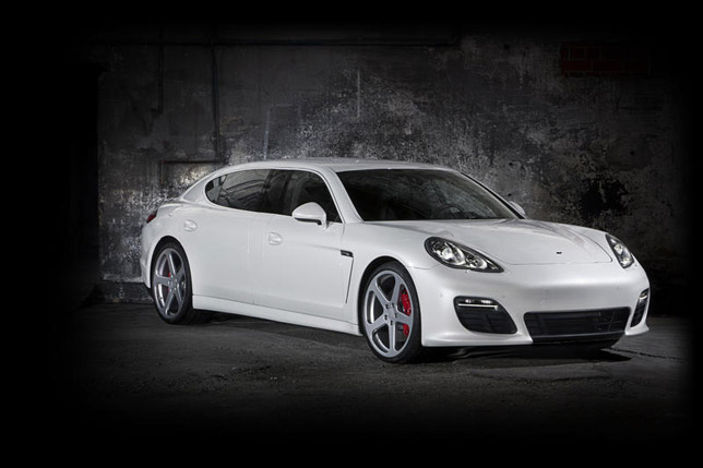 2012 RUF Porsche Panamera RXL