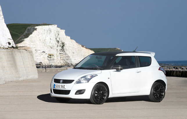 2012 Suzuki Swift Attitude Special Edition