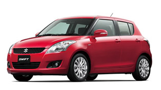2012 Suzuki Swift in production and ready to go on sale