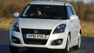 2012 Suzuki Swift Sport - Best Hot Hatchback