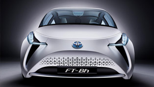 2012 Toyota FT-Bh Concept - Hybrid of the Future
