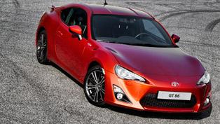 2012 Toyota GT86 - Price £24 995