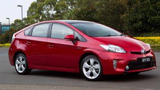 2012 Toyota Prius in Australia
