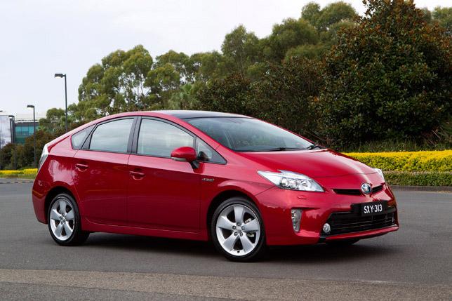 Toyota Prius i-Tech (2012)