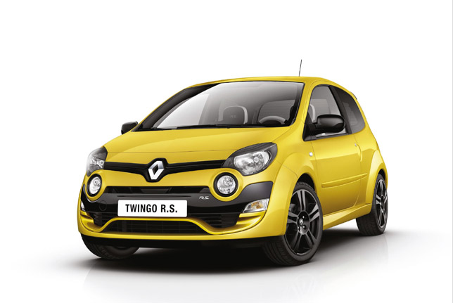 2012 Twingo Renaultsport 133