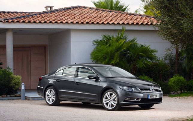 2012-Volkswagen CC UK
