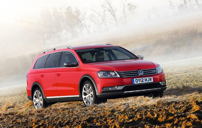 2012 Volkswagen Passat Alltrack UK - Price £28 475 4ee0e894240