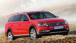 2012 Volkswagen Passat Alltrack UK - Price £28 475