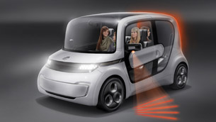 2012 Geneva Motor Show: EDAG Light Car - Sharing concept car