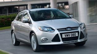 Ford Focus Debuts at 2012 Bangkok International Motor Show