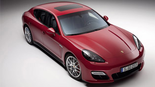 2012 Porsche Panamera GTS [HD video]