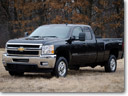 2013 Chevrolet Silverado HD Bi-Fuel Pickup
