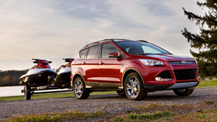 EcoBoost for the All-new Ford Escape