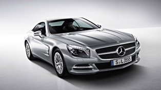 The New 2013 Mercedes-Benz SL - Simply Better