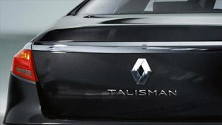 2013 Renault Talisman [teaser]