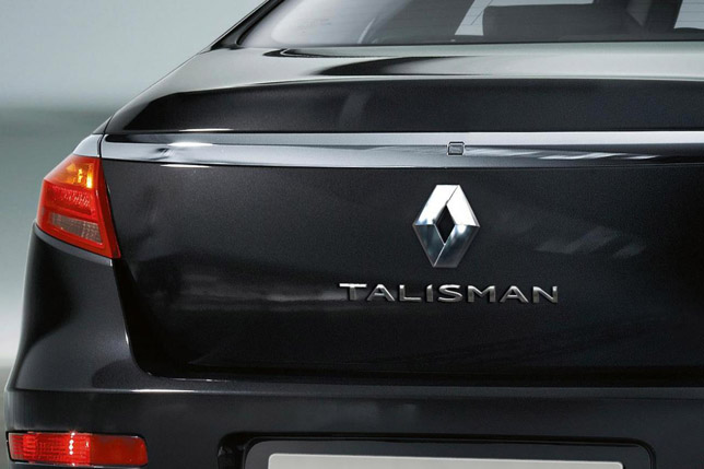2013 Renault Talisman teaser