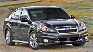 2013 Subaru Legacy and Outback to Debut at the 2012 New York International Auto Show