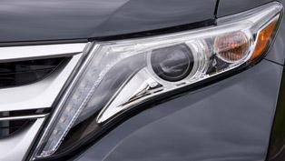 2013 Toyota Venza Teaser