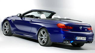 BMW X1 US and M6 Convertible US