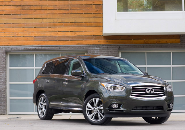 2013 Infiniti JX Luxury Crossover