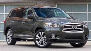 2013 Infiniti JX: Combination Of High-Quality Performance And Innovation