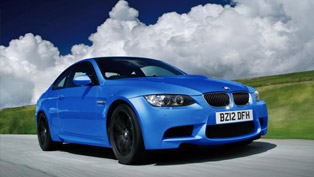 2012 BMW M3 Coupé and Convertible Limited Edition 500