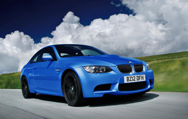 2012 BMW M3 Coupé Limited Edition 500
