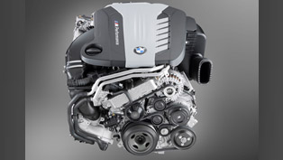 BMW ///M Performance TwinPower Turbo Engine Six-Cylinder Diesel - N57S