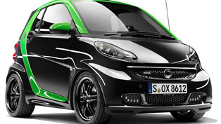 Brabus Smart Electric Drive and Smart ebike