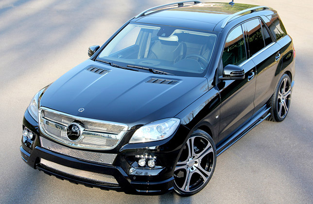 Carlsson Mercedes ML CD35
