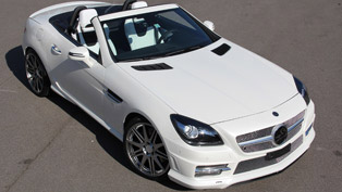 Mercedes Benz SLK by Carlsson