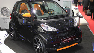 carlsson smart fortwo at geneva 2012