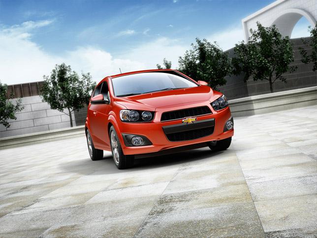 Chevrolet Sonic Turbo