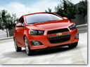 Chevy Sonic Turbo Now With 6-speed Automatic