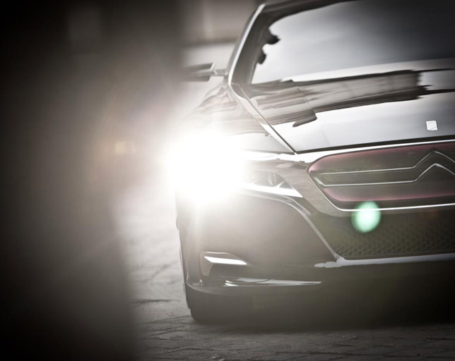 Citroen DS Teaser