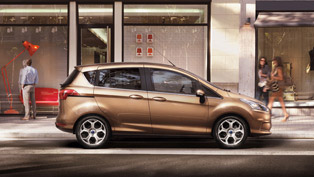 Ford B-MAX Safety Tech