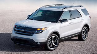 2013 Ford Exploer Sport