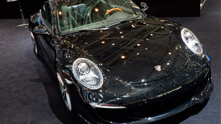 2012 Geneva Motor Show: Gemballa GT Porsche 991 Carrera