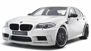 Hamann BMW M5 at Geneva