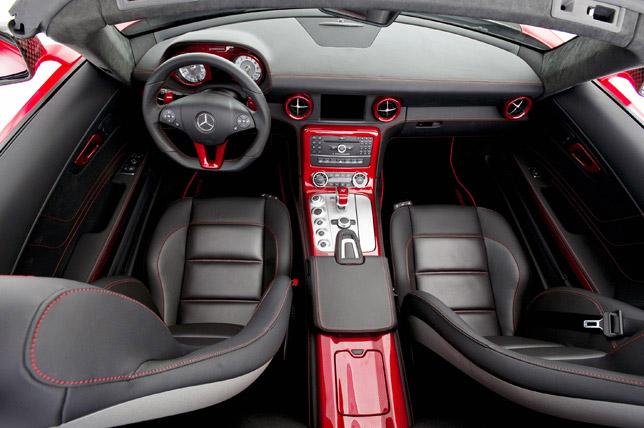 Hamann Hawk AMG SLS Roadster