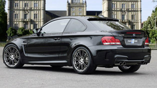 Hartge BMW 1-Series M Coupe