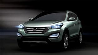 Hyundai Santa Fe 3rd Generation - Teaser