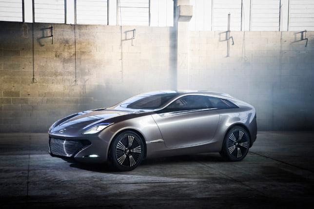Hyundai i-Ioniq Concept Car