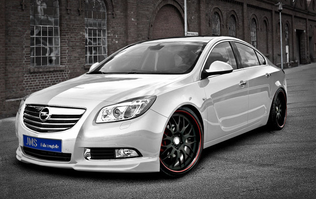 JMS Opel Insignia