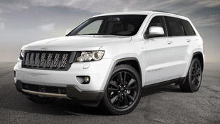 Jeep Grand Cherokee 2012 - Best SUV by Rocky Mountain Automotive Press Association