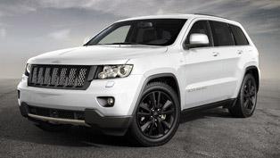 Jeep Grand Cherokee 2012 - Best SUV by Rocky Mountain Automotive Press Association