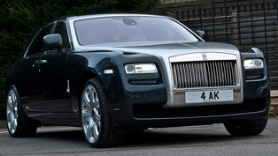 rolls royce ghost by a.kahn design