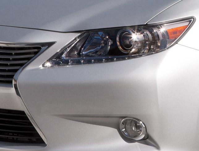 Lexus ES teaser