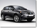 Lexus RX Revisited at Geneva