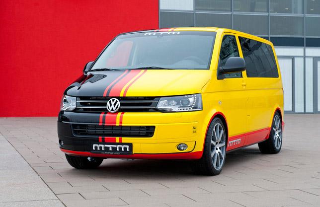MTM Volkswagen T500 TFSI